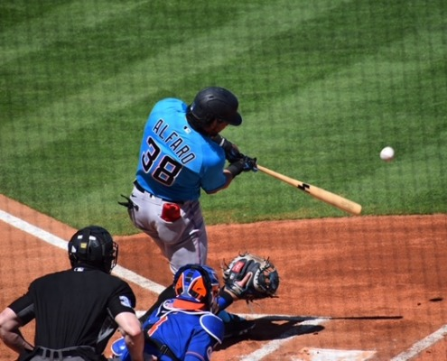 Five Possibilities for Marlins spring training