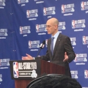 Adam Silver, commissioner of the NBA