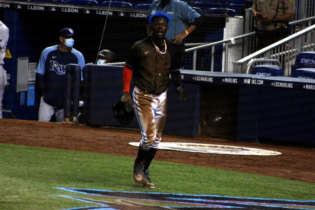 Jazz Chisholm is a Marlins star in the making