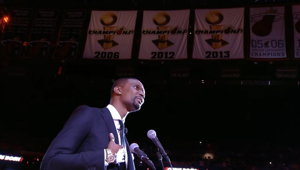 Chris Bosh: The Struggle and Power of Closing a Chapter