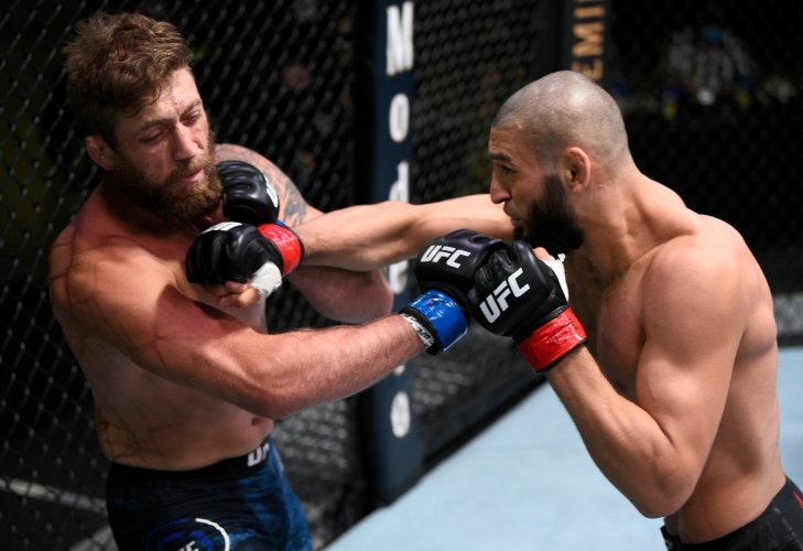 UFC Vegas 11 Fight Ratings & Review