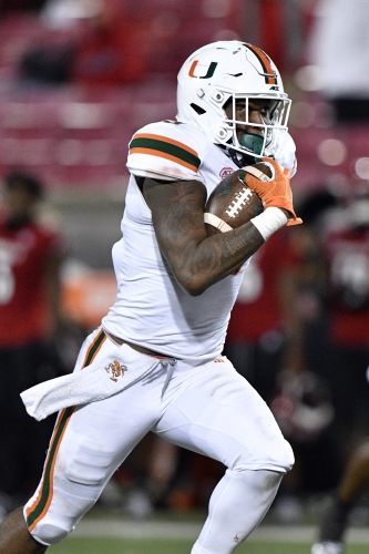Five Reasons to Like the Canes Win Over Louisville