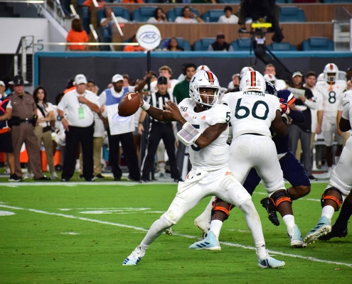 Miami Hurricanes: N'Kosi Perry enters transfer portal, adds QB room clarity