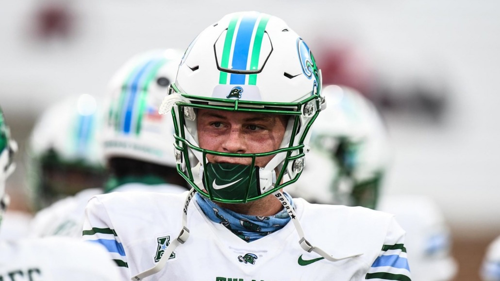Led by Boca native Michael Pratt, nomadic Tulane a potential AAC contender