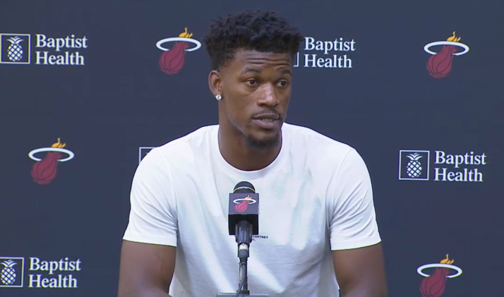 All Jimmy: The Heat's Extreme Reliance on Butler