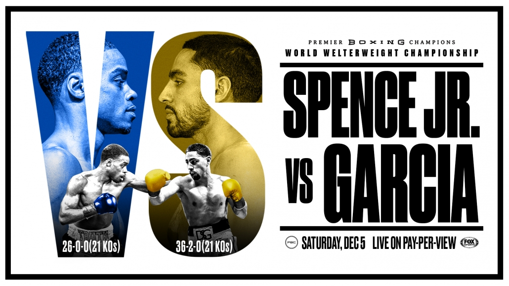 Boxing's best P4P returns:  Errol Spence Jr. vs. Danny Garcia