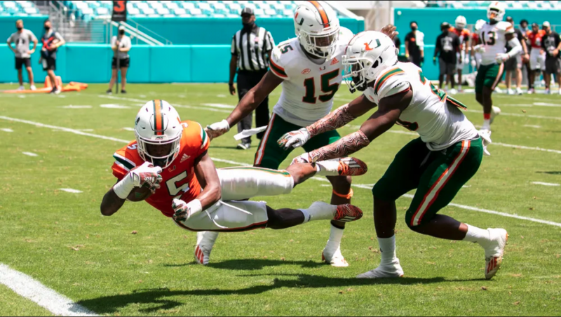 2021 Spring Game recap: Which Canes stood out on Saturday?