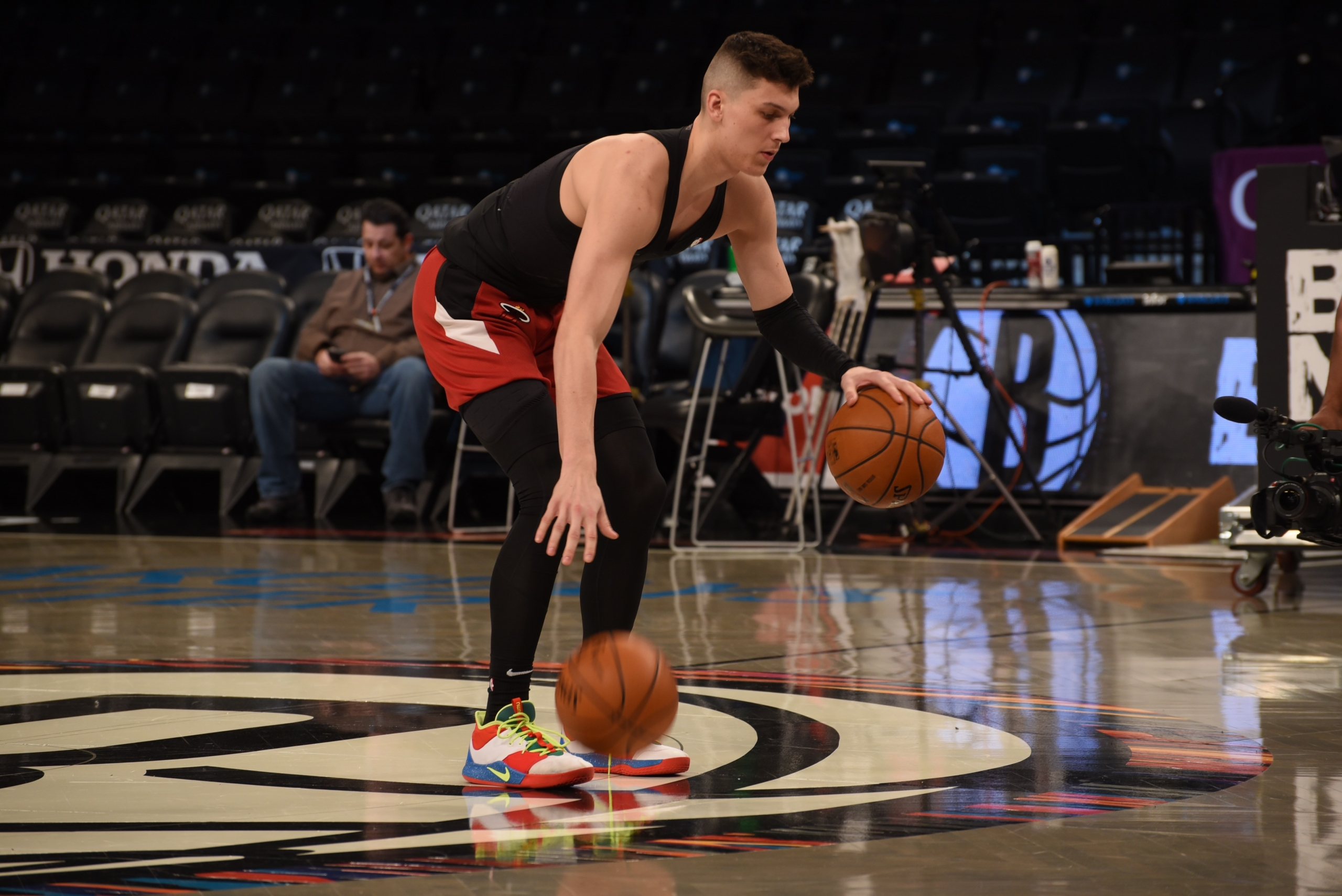 Miami Heat Tyler Herro After Scare Expects To Return Soon