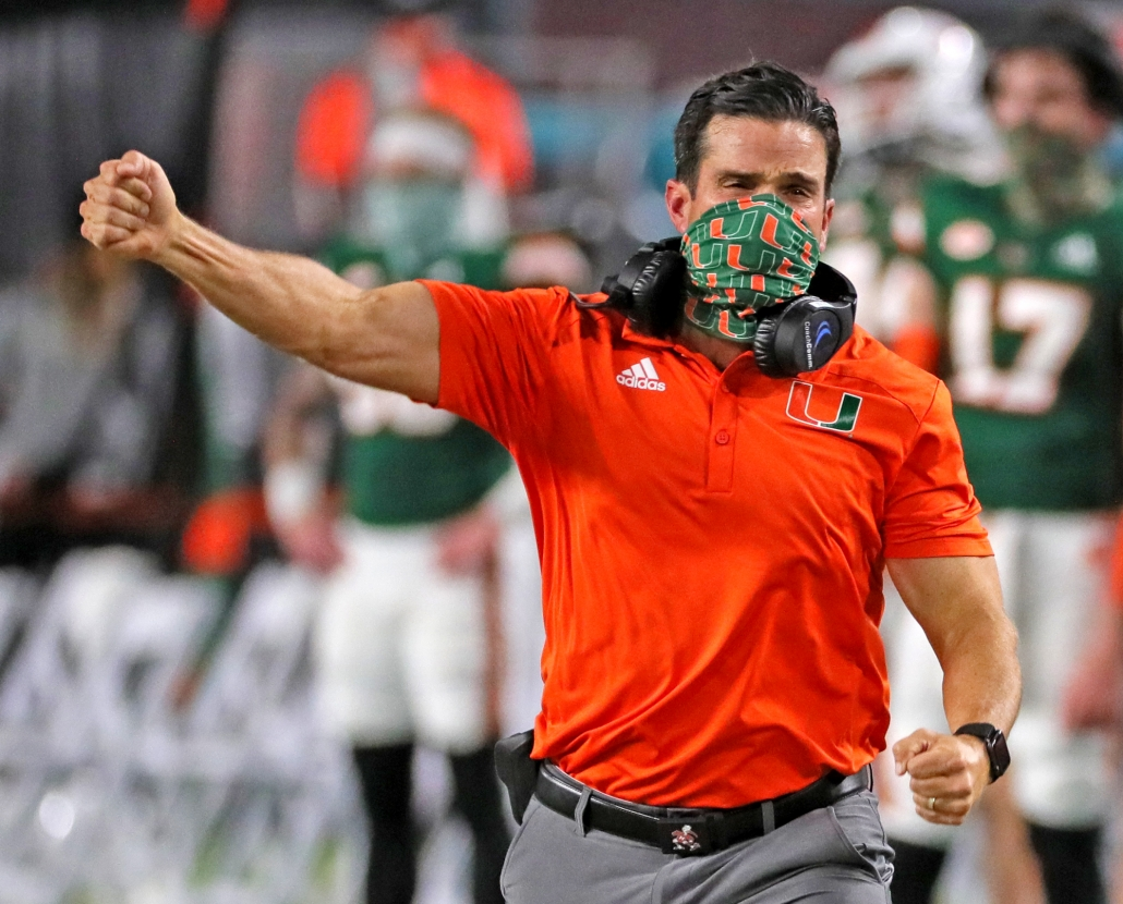 Five Reasons to Like the Canes Win Over Florida State