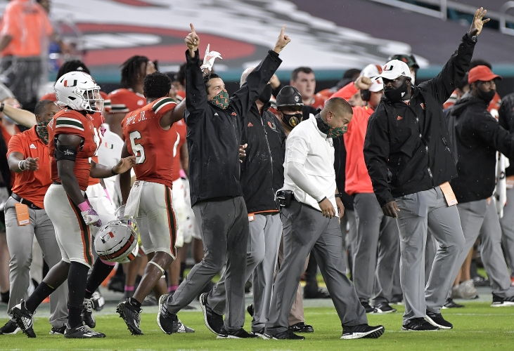 Canes announce Aristide as new LB coach following T-Will Departure