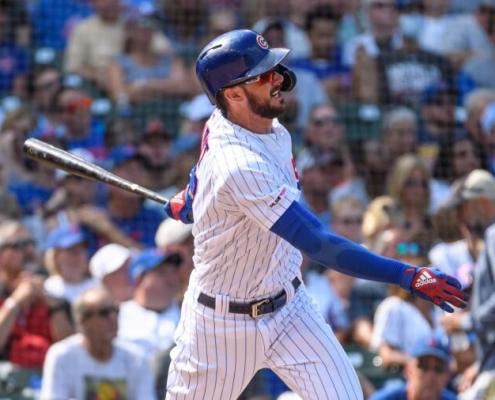 Cubs Rebuild Could Land Them in Playoffs