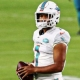 It is time for Tua Tagovailoa to start at quarterback for the Miami Dolphins.